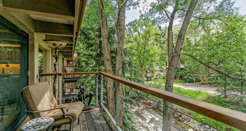Just Listed: Top Floor Chateau Eau Claire Riverfront Retreat