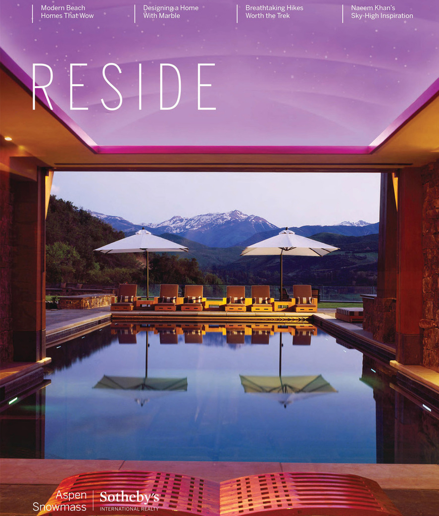 Aspen Snowmass Sotheby's RESIDE Launch Party